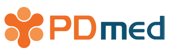 PD Med Sticky Logo